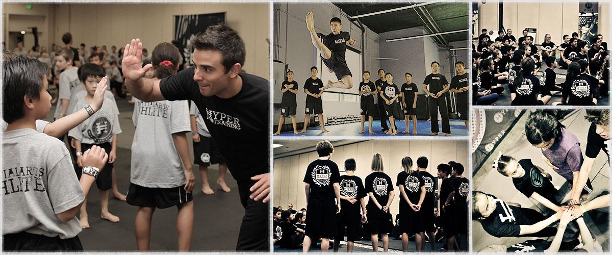 Martial Arts Camps and Games